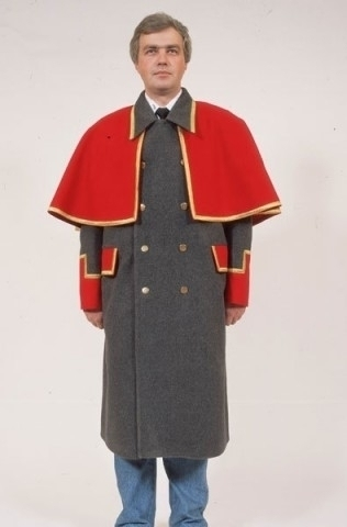 Пальто швейцара
