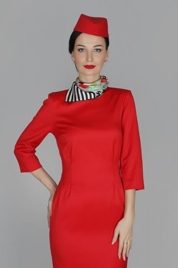 Платье ПЛУ2