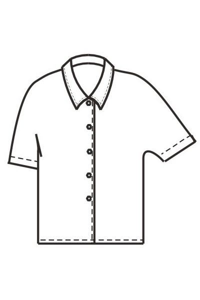 Блуза Б2