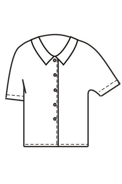Блуза Б2а