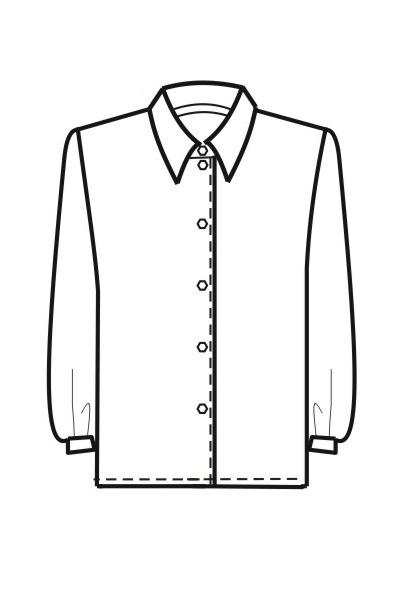 Блуза Б3а