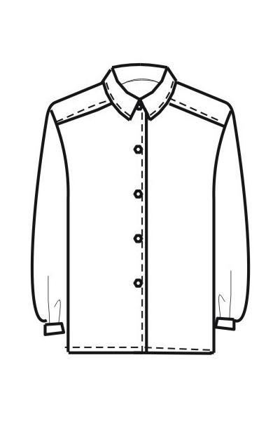 Блуза Б10