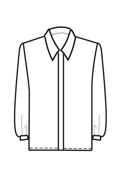Блуза Б16