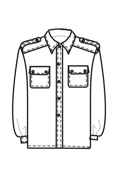 Блуза Б18