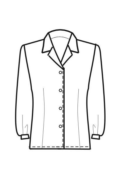 Блуза Б21