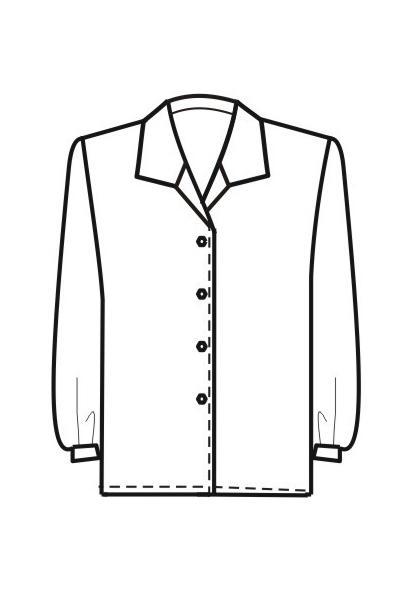 Блуза Б34а