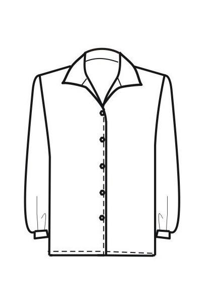 Блуза Б34б