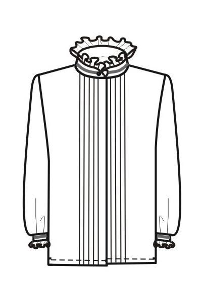 Блуза Б37