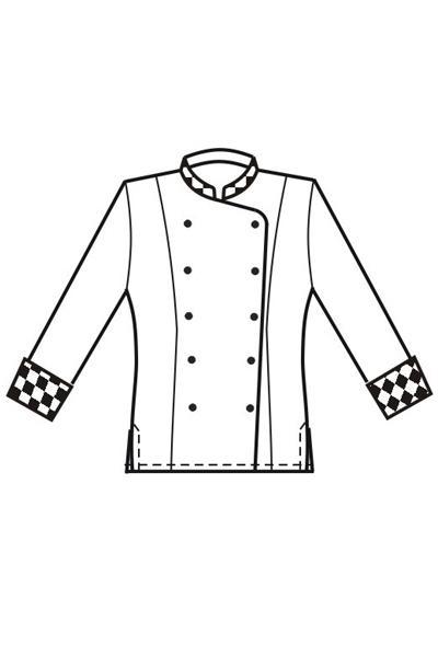 Поварская куртка П4а