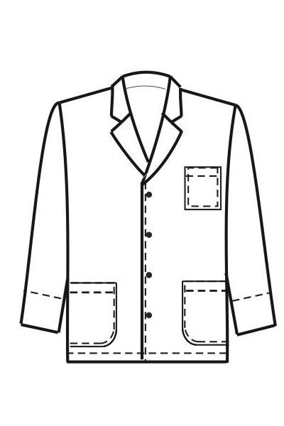 Поварская куртка-пиджак П7