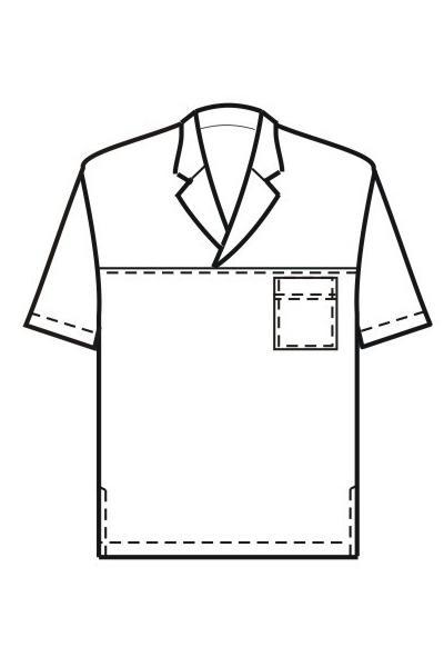 Поварская рубашка П8