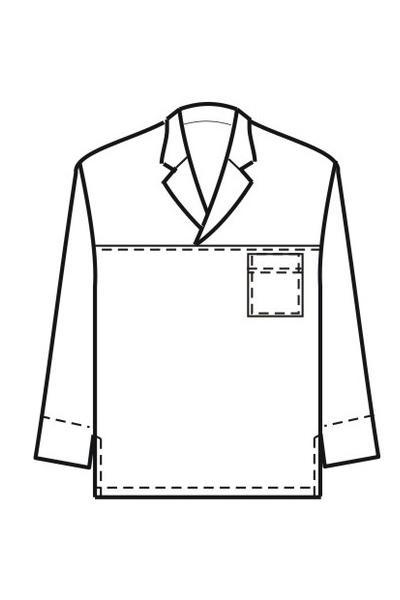 Поварская рубашка П8а