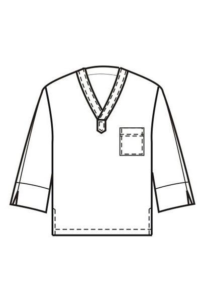 Поварская рубашка П12а
