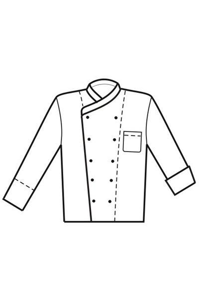 Поварская куртка П13