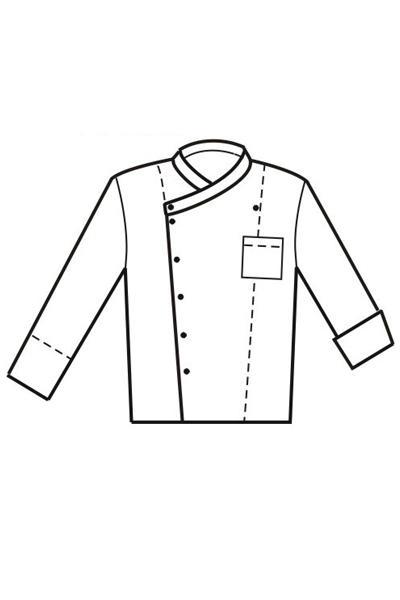 Поварская куртка П13а