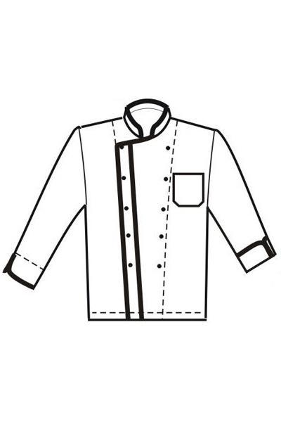 Поварская куртка П16а