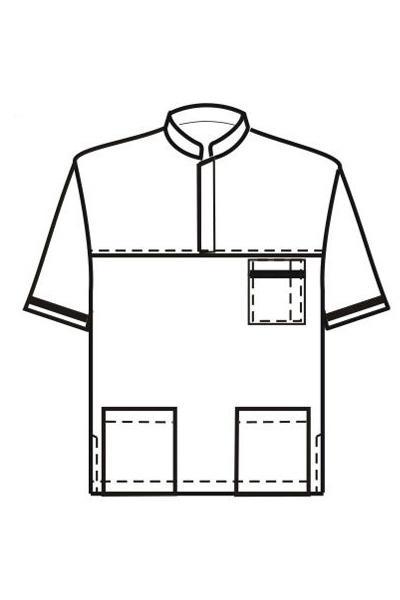 Поварская рубашка П23а