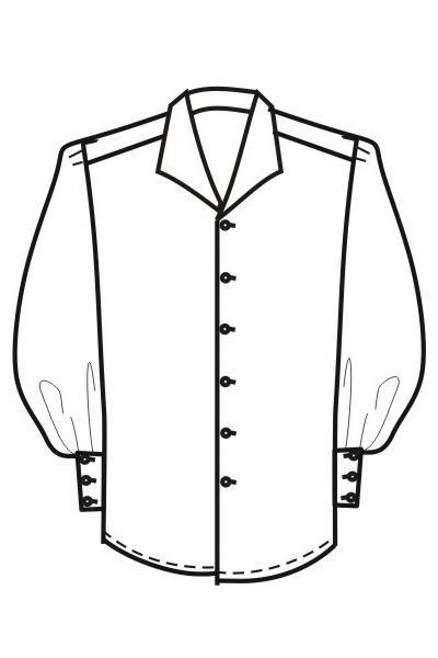 Рубашка Р6а