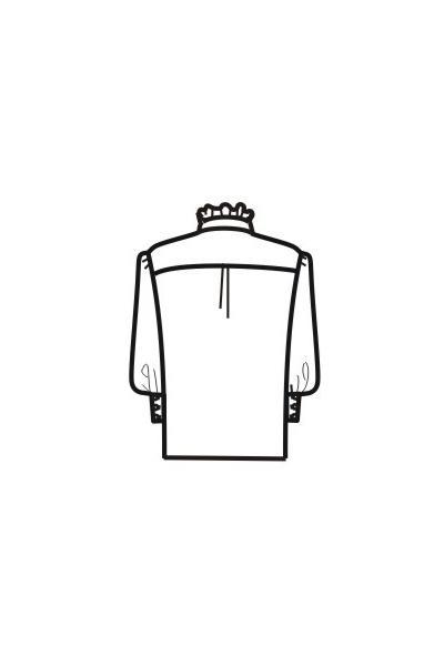 Рубашка Леонардо Р6б