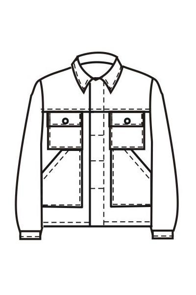 Куртка КР1