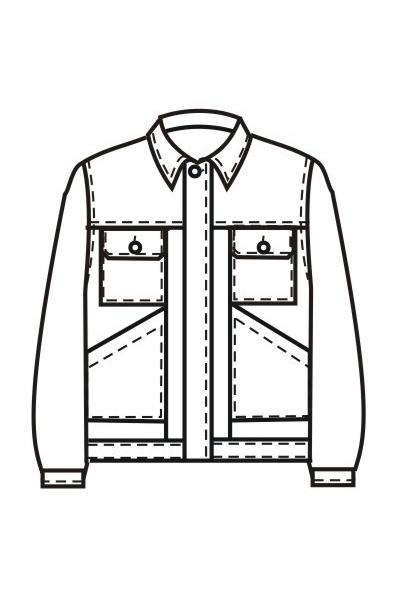 Куртка КР2