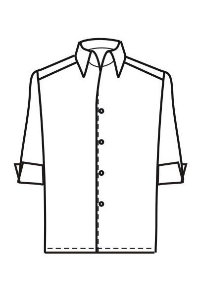 Рубашка Р9