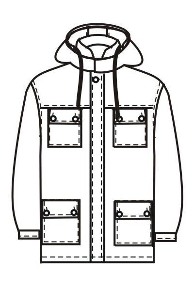 Куртка КР3