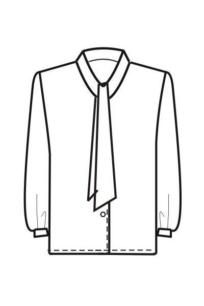 Блуза Б17