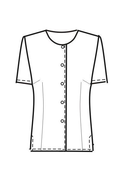 Блуза Б23