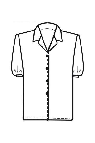 Блуза Б24