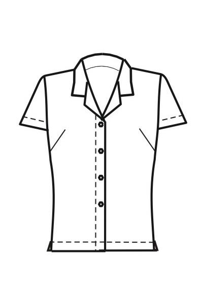 Блуза Б25