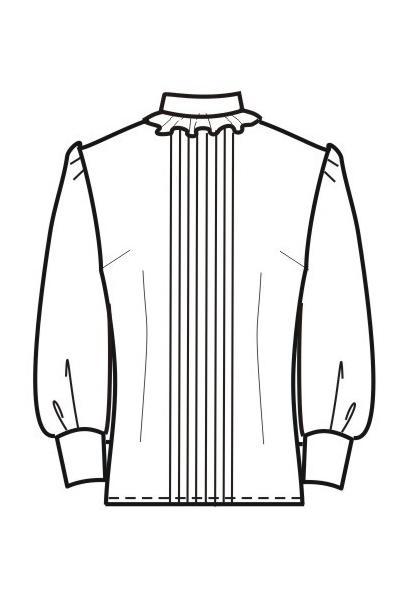 Блуза Б35