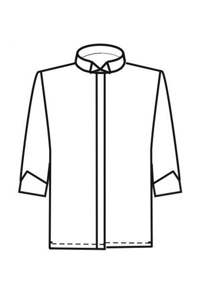Блуза Б41