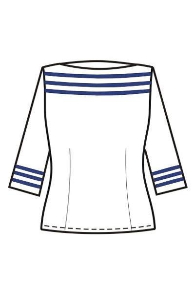 Блуза-женская БМ3а