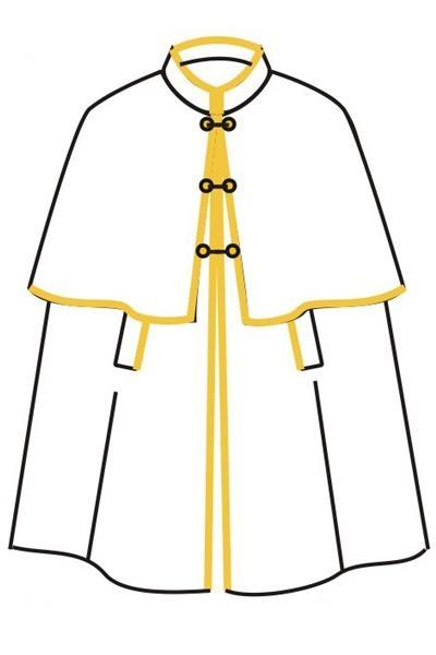 Пальто-накидка ПТ5