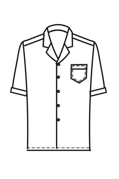 Мужская рубашка Р5