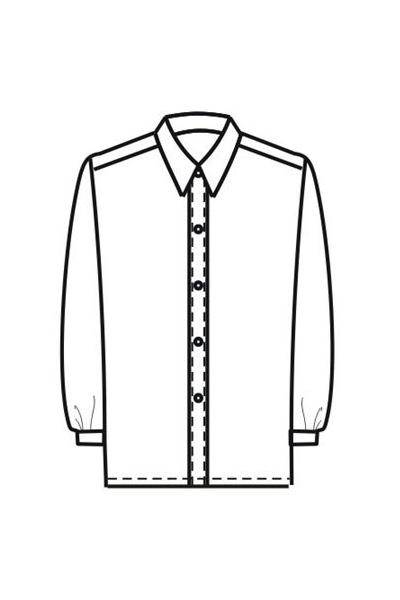 Мужская рубашка Р3а