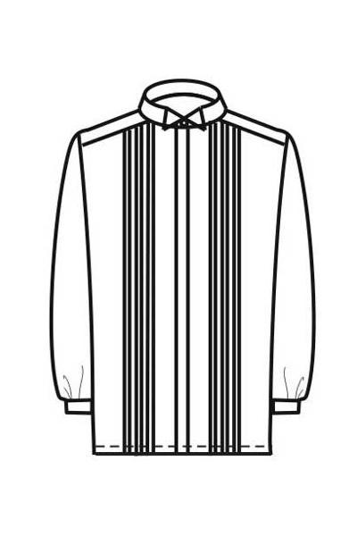 Мужская рубашка Р4б