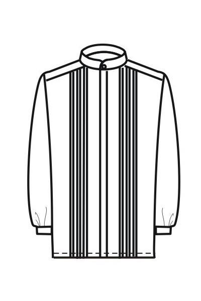 Мужская рубашка Р4в