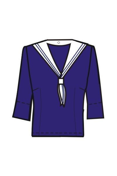 Блуза-матроска БМ3
