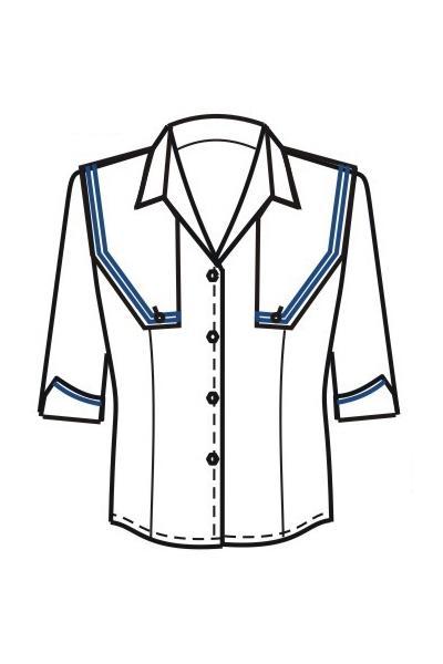 Блуза БМ5