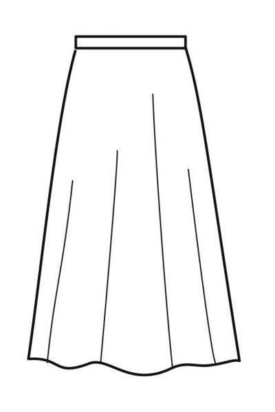 Юбка Ю20
