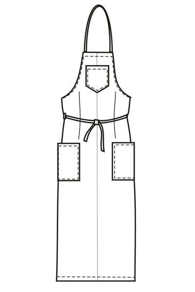 Фартук Ф63