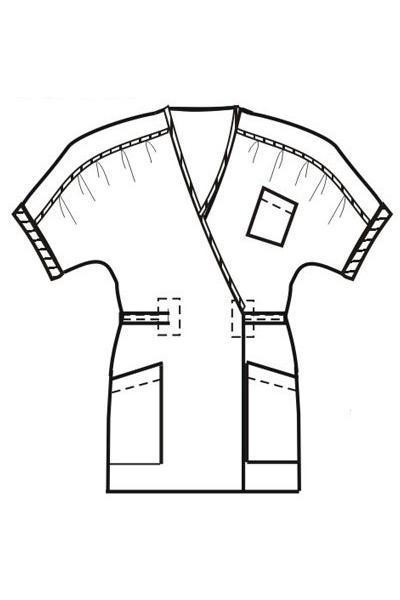 Халат-блузон Х22а