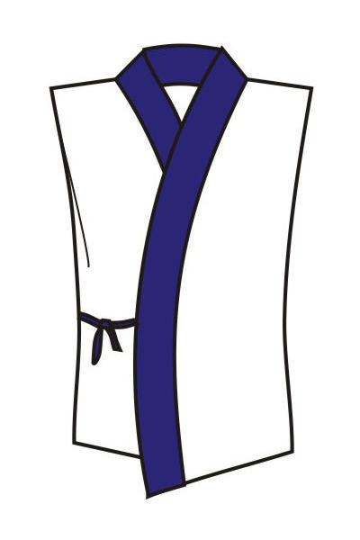 Кимоно-жилет Ким-6