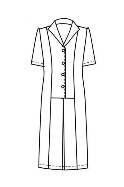 Платье-халат Х21