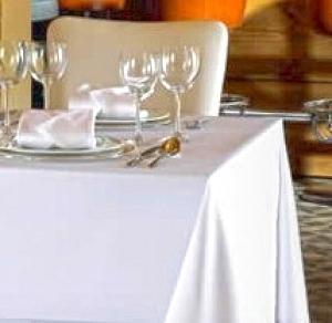 Скатерть для ресторана 130x170 см.
