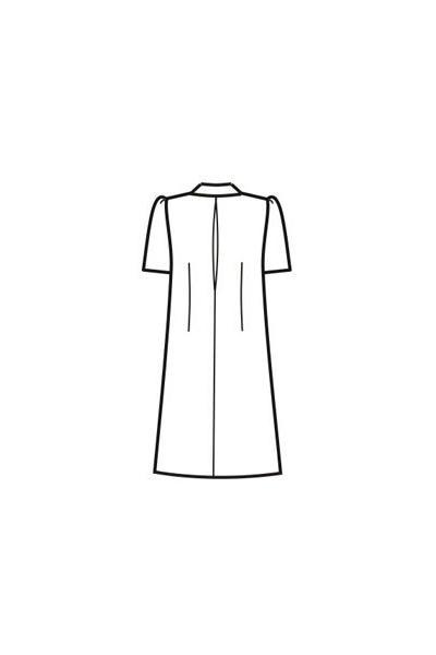 Платье-халат Х42