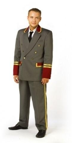 Одежда для швейцара Комплект 8