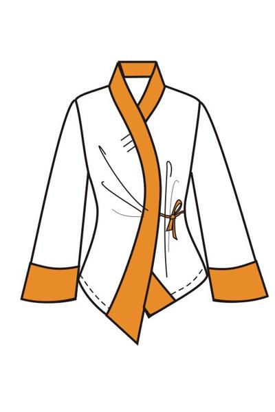 Кимоно Ким-3